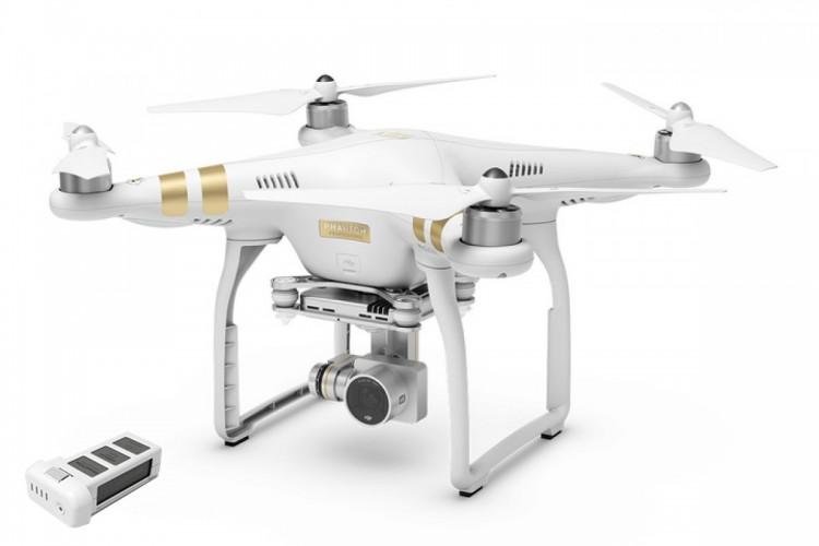 DJI Phantom 3 Professional - Drone Doctor Certified Grade A